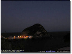 Webcam, Ischia, Sant'Angelo